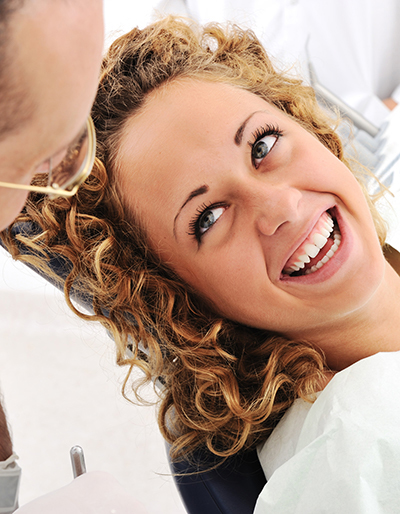 Get your brighter smile. Ask you dentist today.